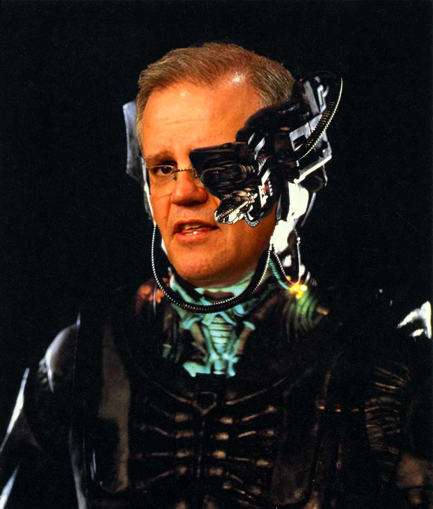 All your governments are belong to Morrison